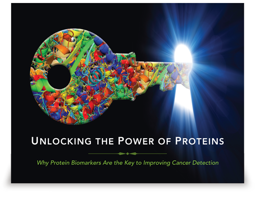 Protein Biomarkers are the Key to Cancer Detection